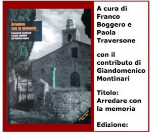copertina del libro Arredare con la memoria con la collaborazione di Giandomenico Montinari